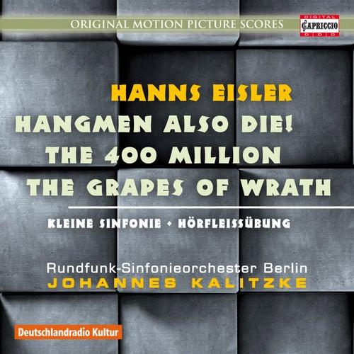 Hanns Eisler: Film Music by Rundfunk-Sinfonieorchester Berlin