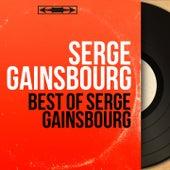 Best Of Serge Gainsbourg (Mono Version) von Serge Gainsbourg