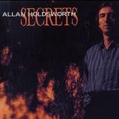 Secrets (Remastered) by Allan Holdsworth