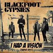 I Had a Vision (Radio Edit) - Single by Blackfoot Gypsies