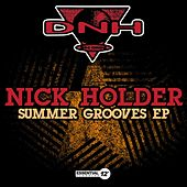 Summer Grooves EP by Nick Holder