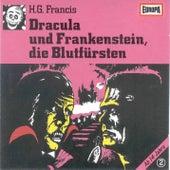 002/Dracula und Frankenstein, die Blutfürsten von Gruselserie