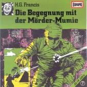 007/Die Begegnung mit der Mörder-Mumie von Gruselserie