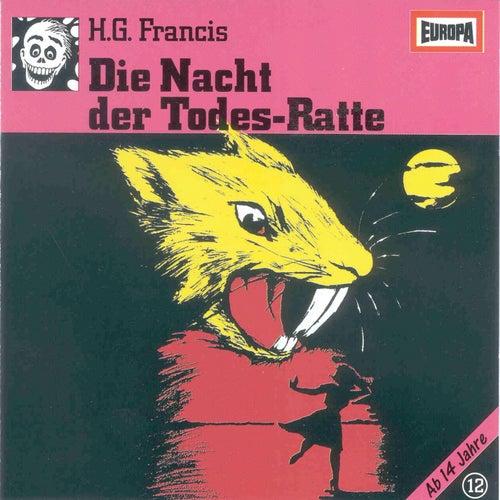 012/Die Nacht der Todes-Ratte von Gruselserie