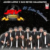 20 Exitos Vallenatos by Javier López
