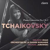 Tchaikovsky, Piano Concertos No. 1 & 2 by Various Artists
