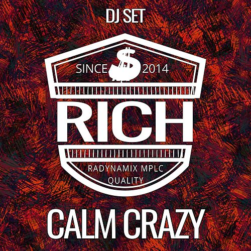 Calm Crazy de Various