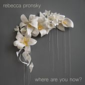 Play & Download Where Are You Now? by Rebecca Pronsky | Napster