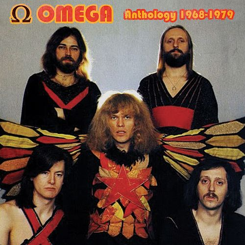 Anthology 1968-1979 de Omega