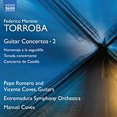 Moreno Torroba: Guitar Concertos, Vol. 2 by Various Artists