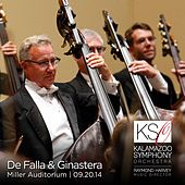 Play & Download De Falla & Ginastera: Orchestral Works (Live) by Various Artists | Napster