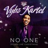 No One (Feels Like Christmas) by VYBZ Kartel