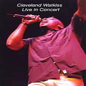 Live In Concert by Cleveland Watkiss