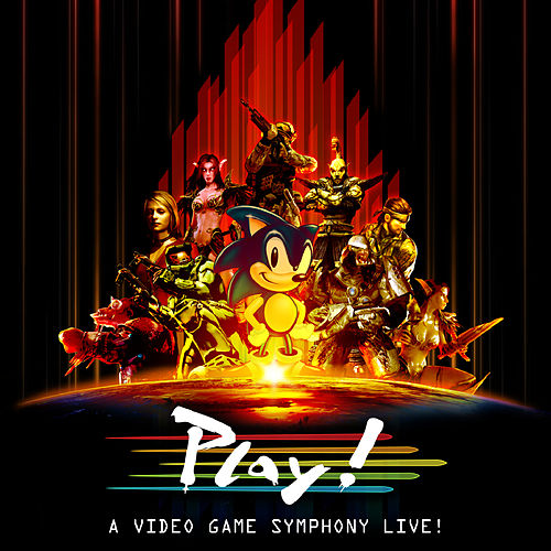 Play & Download PLAY! A Video Game Symphony LIVE! by Czech Philharmonic Chamber Orchestra and Kuehn's Mixed Choir | Napster