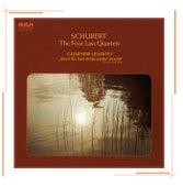 Schubert: String Quartets by Guarneri Quartet