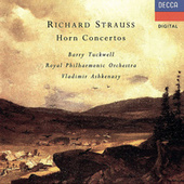 Richard Strauss: Horn Concertos Nos. 1 & 2 etc by Vladimir Ashkenazy
