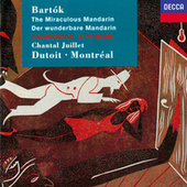 Play & Download Bartók: The Miraculous Mandarin; 2 Portraits; Divertimento by Charles Dutoit | Napster