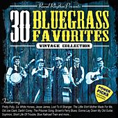 30 Bluegrass Favorites by Various Artists