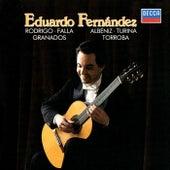 Guitar Recital by EDUARDO FERNÁNDEZ