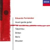 Avant-Garde Guitar by EDUARDO FERNÁNDEZ