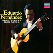 Legnani: Caprices / Giuliani: 3 Giulianate / Diabelli: Sonata In F Major / Paganini: Sonata In A Major etc by EDUARDO FERNÁNDEZ