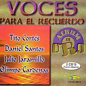 Voces Para El Recuerdo by Various Artists