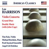 Play & Download Harrison: Violin Concerto, Grand Duo & Double Music by Various Artists | Napster