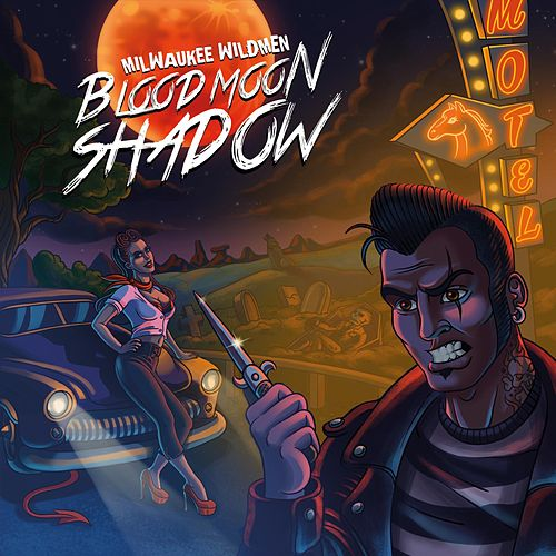 Play & Download Bloodmoon Shadow by Milwaukee Wildmen | Napster