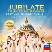 Jubilate - 500 Years Of Cathedral Music de Andrew Carwood