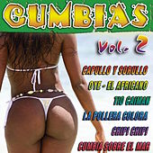 Cumbias Calientes Vol. 2 by Various Artists