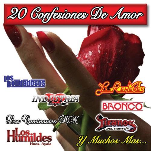 20 Confesiones de Amor by Various Artists