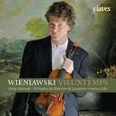 Vieuxtemps: Violin Concerto No. 5, Op. 37 - Wieniawski: Violin Concerto No. 2, Op. 22 by Corey Cerovsek