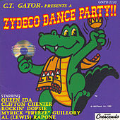 A Zydeco Dance Party by Various Artists