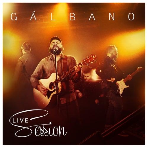 Gálbano Live Session de Gálbano