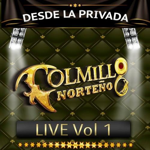 Play & Download Desde la Privada, Vol. 1  (Live) by Colmillo Norteno | Napster