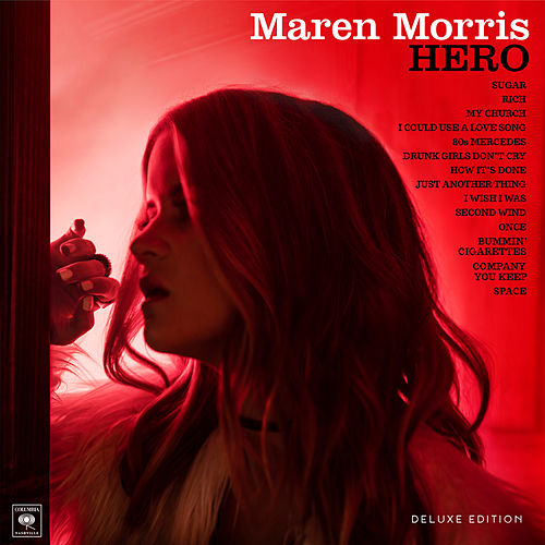 HERO (Deluxe Edition) by Maren Morris