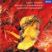 Liszt: Lieder by Jean-Yves Thibaudet