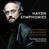 Play & Download Haydn: Symphonies Nos. 53, 64 & 96 (Live) by Oregon Symphony | Napster