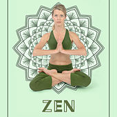 Play & Download Zen – Peaceful Sounds for Yoga, Meditation, Deep Focus, Train Your Mind, Harmony & Calmness, Healing Music, Stress Relief by Lullabies for Deep Meditation | Napster