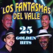 Play & Download 25 Golden Hits by Los Fantasmas Del Valle   Napster