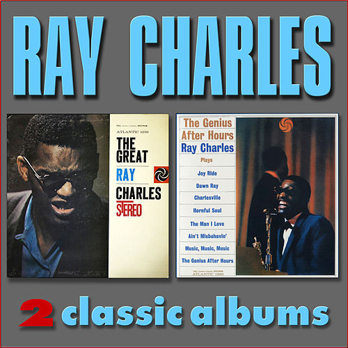 Play & Download The Great Ray Charles / The Genius After Hours by Ray Charles | Napster