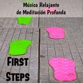 First Steps - Música Relajante de Meditación Profunda para Estudiar Mente Brillante Séptimo Chakra Sanar el Alma con Sonidos Naturales Instrumentales New Age by Various Artists