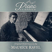 Original Performances By Maurice Ravel by Various Artists
