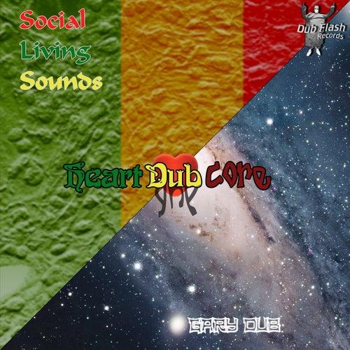 Dub Splitz, Pt. 3: Heart Core Dub by Various Artists