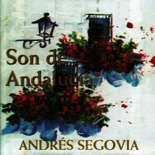 Son de Andalucía by Andrés Segovia