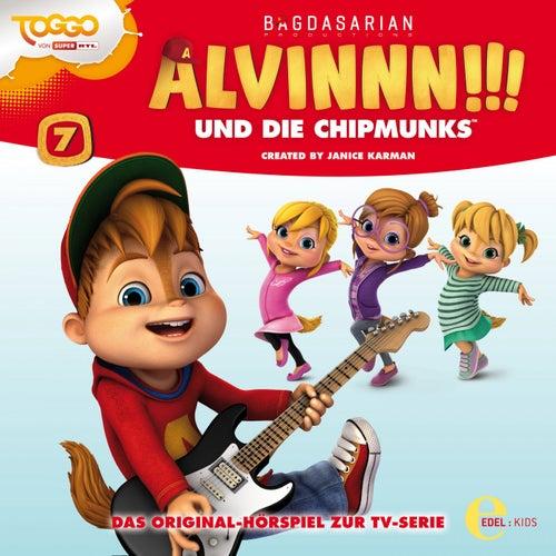 Folge 7: Sie hat Stil (Original Hörspiel zur TV-Serie) von Alvinnn!!! und die Chipmunks