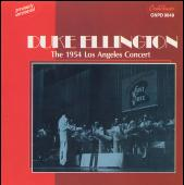 Play & Download The 1954 Los Angeles Concert by Duke Ellington | Napster
