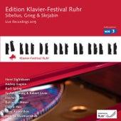 Sibelius, Grieg & Scriabine: Edition Klavier-Festival Ruhr, Vol. 34 by Various Artists