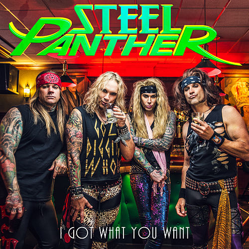 I Got What You Want de Steel Panther