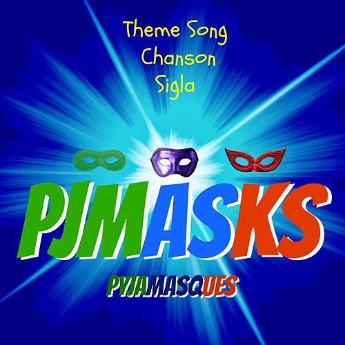 Pjmasks - Pyjamasques - Super Pigiamini by MARTY